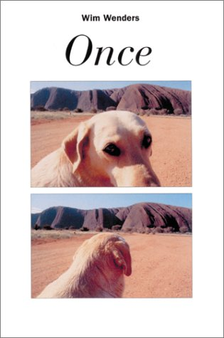 Once: Pictures and Stories: Wenders, Wim