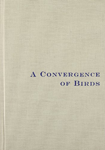 9781891024306: A Convergence Of Birds: Original Fiction And Poetry Inspired by Joseph Cornell