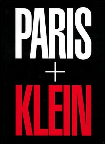 William Klein: Paris + Klein: Anthony, Lane
