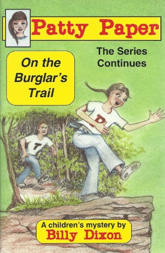 On the Burglar's Trail (Patty Paper): Billy Dixon