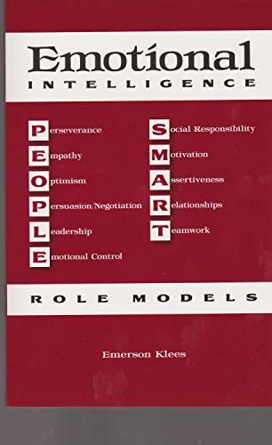 Emotional Intelligence: People Smart Role Models: Emerson Klees