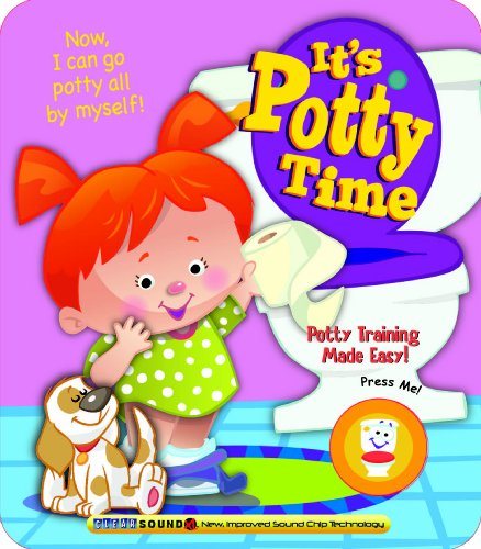 9781891100062: It's Potty Time For Girls (Time to)