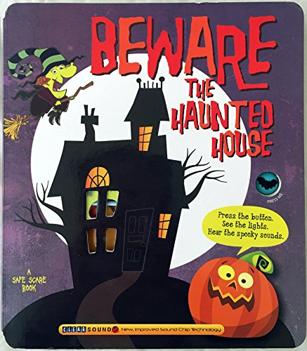 9781891100109: Beware the Haunted House (Halloween Safe Scare