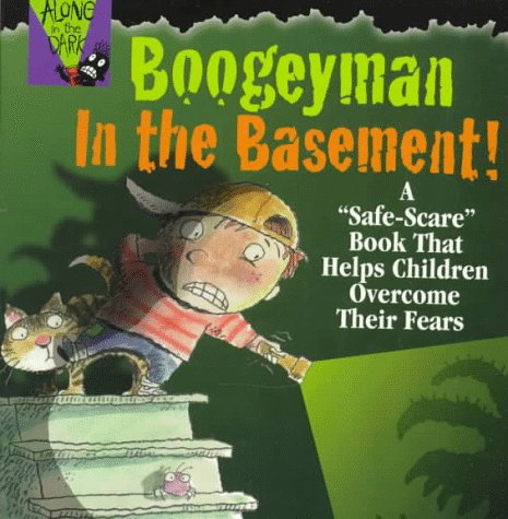 9781891100123: Boogeyman in the Basement! (Alone in the Dark Series)