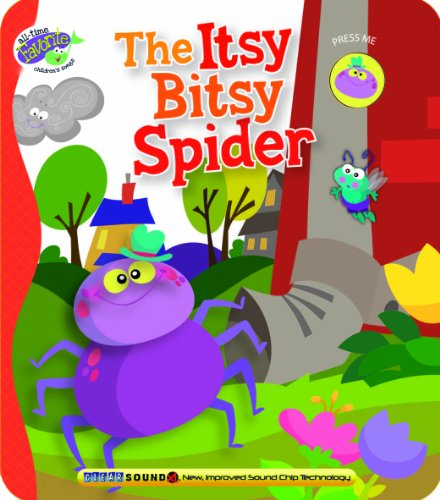 Itsy Bitsy Spider (Sing N Play Songs): Ron Berry