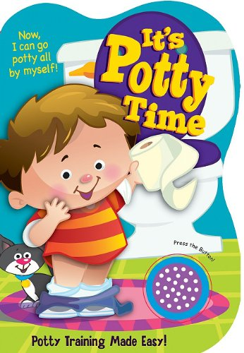 9781891100642: It's Potty Time Boys (Time to Series)