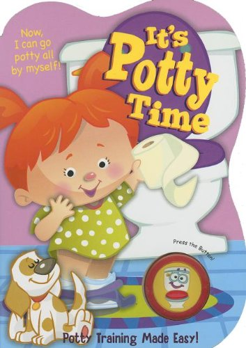9781891100659: It's Potty Time Girls (Time to Series)