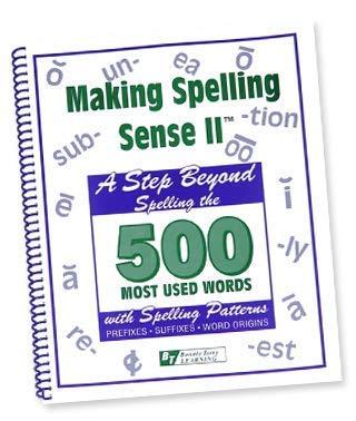 9781891106125: Making Spelling Sense II (Vol. 2)