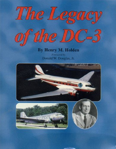9781891118432: The legacy of the DC-3