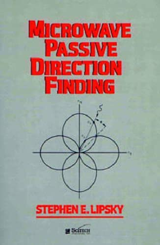 9781891121234: Microwave Passive Direction Finding