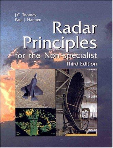 9781891121289: Radar Principles for the Non-Specialist (Scitech Radar and Defense)