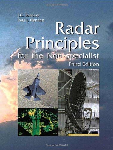 9781891121340: Radar Principles for the Non-Specialist (Electromagnetics and Radar)