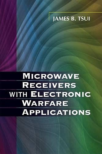 Microwave Receivers With Electronic Warfare Applications. Corrected: Tsui, James