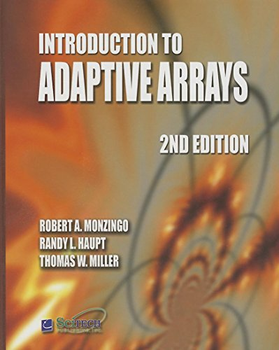9781891121579: Introduction to Adaptive Arrays (Electromagnetics and Radar)