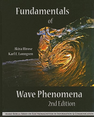 Fundamentals of Wave Phenomena (Mario Boella Series: Hirose, Akira, Lonngren,