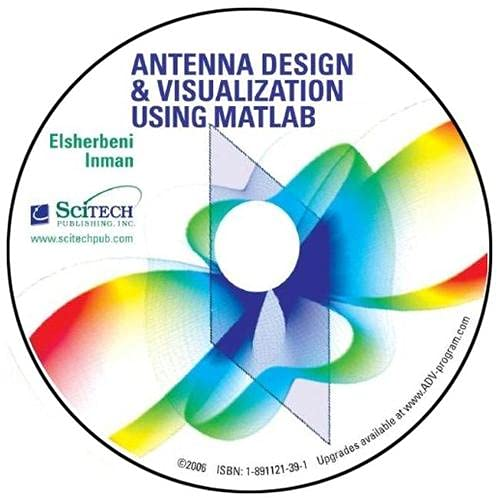 9781891121944: Antenna Design and Visualization Using MATLAB: (Version 2.0 with Source Code)