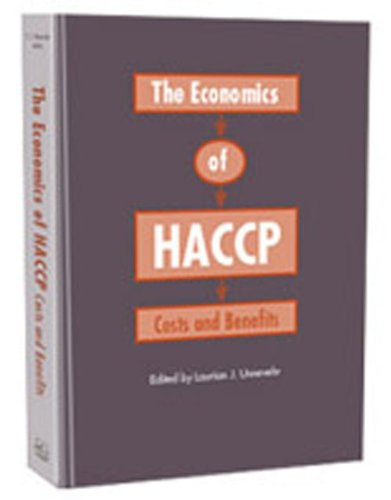 9781891127168: The Economics of Haccp: Costs and Benefits