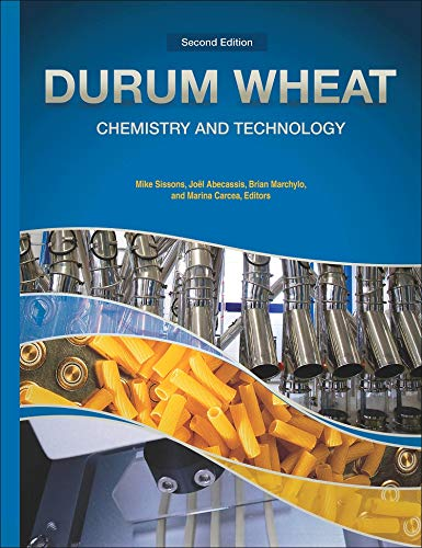 9781891127656: Duram Wheat: Chemistry and Technology