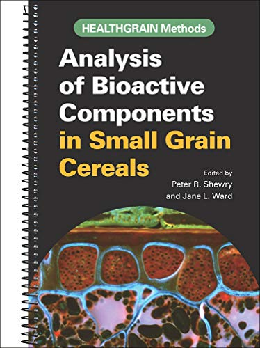 9781891127700: Analysis of Bioactive Components in Small Grain Cereals (Healthgrain Methods)
