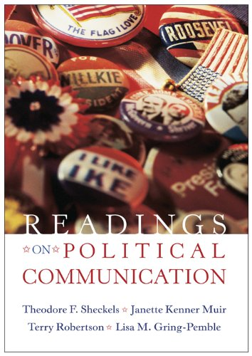 9781891136184: Readings on Political Communication