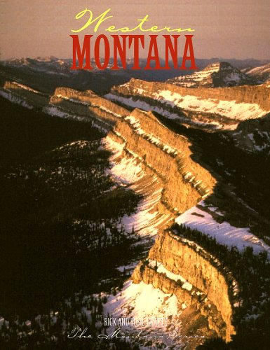 9781891152047: Western Montana (The Montana Series)