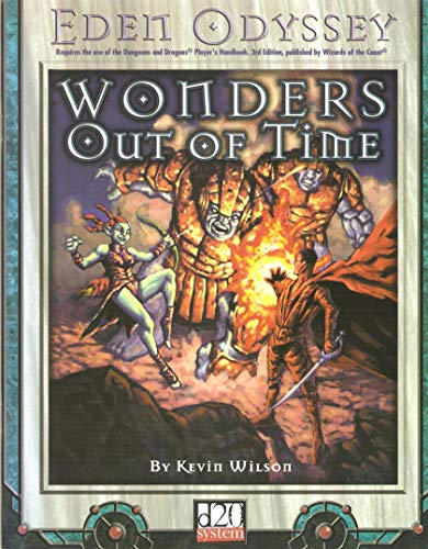 Wonders Out Of Time (d20)