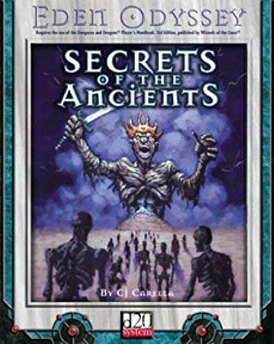 Secrets Of The Ancients (d20)