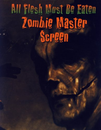 9781891153815: Zombie Masters Screen (Afmbe)