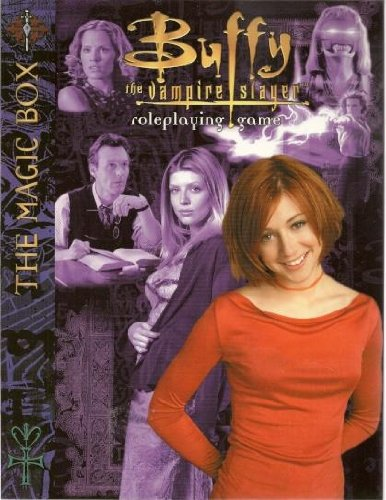 9781891153945: Buffy: Magic Box (Buffy RPG)
