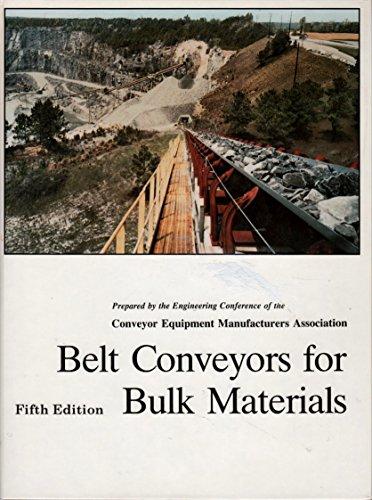 Belt Conveyors for Bulk Materials (5th Ed)