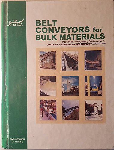 9781891171598: BELT CONVEYORS for BULK MATERIALS 6th ed 2nd Printing (Hardcopy)