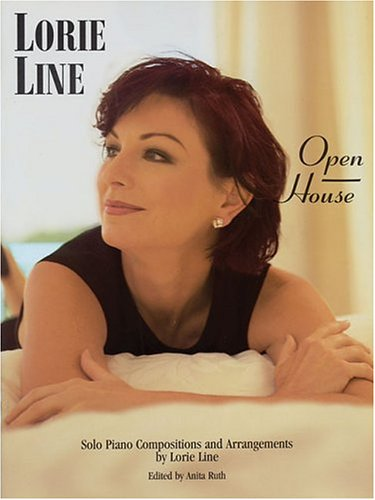 9781891195006: Lorie Line - Open House: Solo Piano Compositions and Arrangements