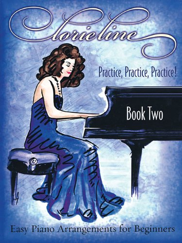 9781891195235: Lorie Line - Practice, Practice, Practice! Book 2