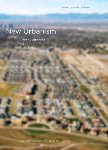 9781891197352: New Urbanism: Michigan Debates on Urbanism II