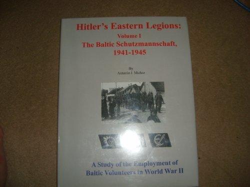 9781891227486: Hitler's Eastern Legions, Volume II: The Osttruppen