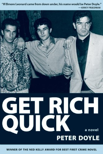 Get Rich Quick (189124115X) by Peter Doyle