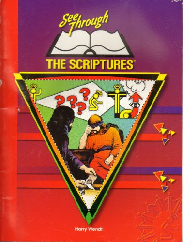 9781891245084: See Through The Scriptures