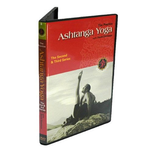 Ashtanga Yoga The Practice Dvd Second Third Series Dvd Video By David Swenson New Dvd Video 2008 The Book Depository