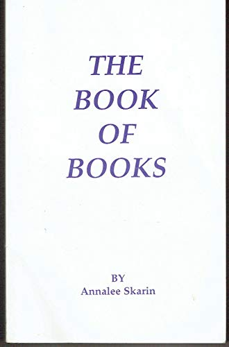 9781891265082: The Book of Books
