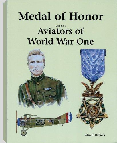 9781891268038: Medal of Honor (Aviators of World War One, Volume 1)