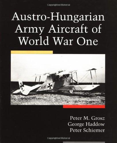 9781891268052: Austro-Hungarian Army Aircraft of World War I