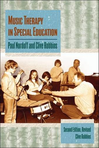 9781891278457: Music Therapy in Special Education