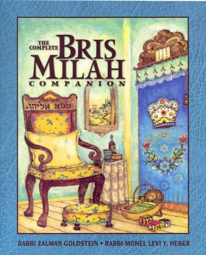 9781891293160: The Bris Milah companion (with complete liturgy)
