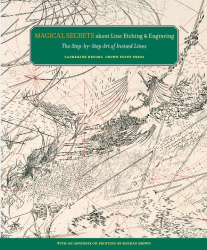 Magical Secrets about Line Etching Engraving: The Step-By-Step Art of Incised Lines (Hardback): ...