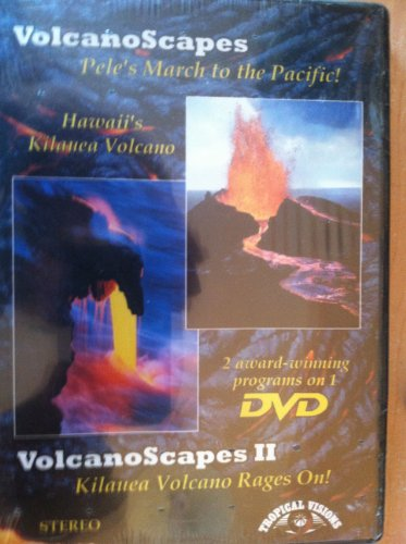 9781891312236: Volcanoscapes: Pele's March To The Pacific/kilauea Volcano Rages On
