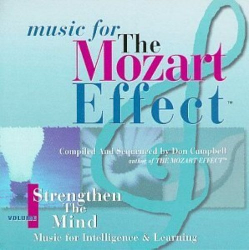 9781891319013: Music for the Mozart Effect, Volume 1: Strengthen the Mind