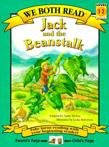 9781891327155: Jack and the Beanstalk (We Both Read)