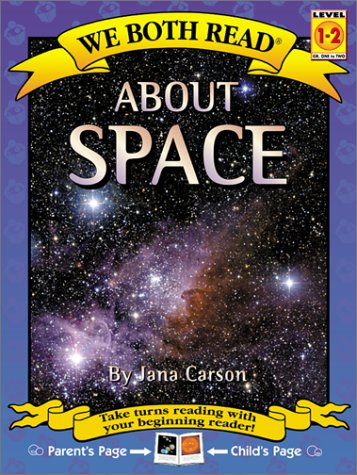 9781891327391: About Space (We Both Read)