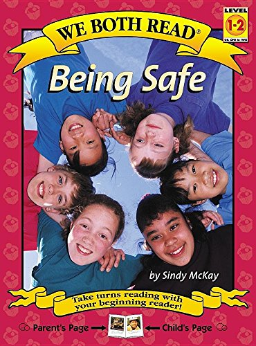 9781891327513: Being Safe: Level 1-2 (We Both Read - Level 1-2 (Cloth))