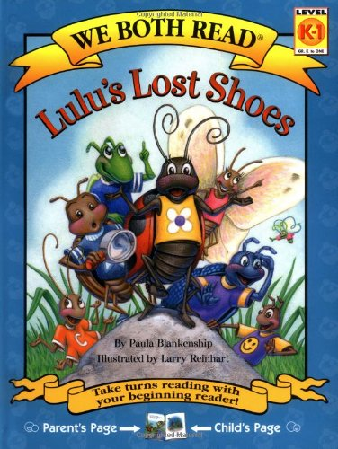9781891327551: Lulu's Lost Shoes (We Both Read - Level K-1 (Cloth))
